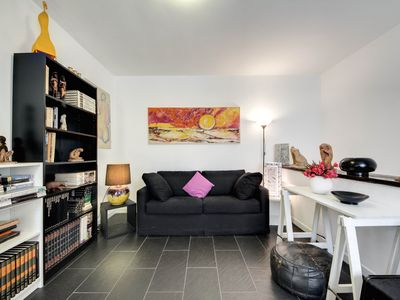 Photo for Lovely apartment in the Monti district, in the Colosseum area