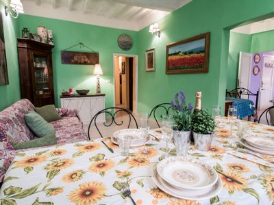 Photo for 2 bedroom Apartment, sleeps 4 in Poppiano