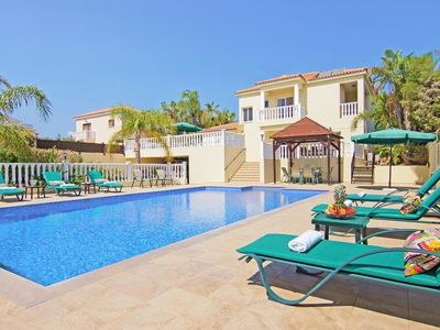 Photo for Vacation home PAASK2 in Paralimni - 8 persons, 4 bedrooms