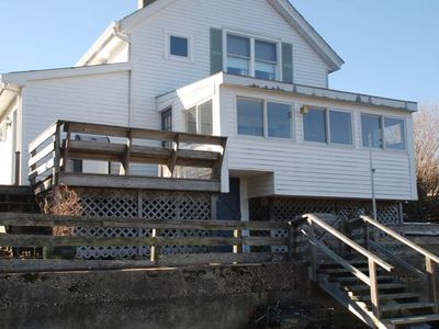Photo for Cedar Cove Cottage: Beachside