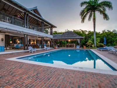 Photo for TRYALL CLUB 7 Bd Villa w/ Pool! Incl Concierge Service & 1 Year Priority Pass!