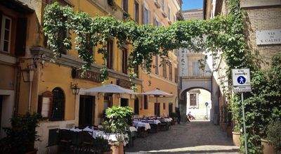 Photo for MySuiteInRome - Trastevere Arch Suite