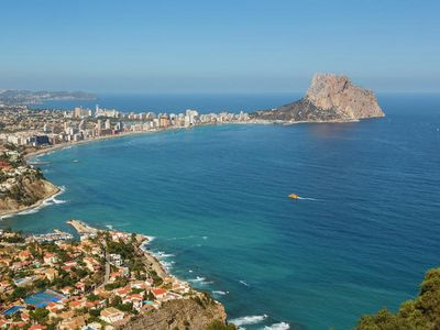 Photo for Central apartment Apolo 8 with air conditioning near the beach in Calpe