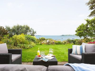 Photo for A 5 bedroom waterfront villa to sleep up to 10 lucky guests with stunning views