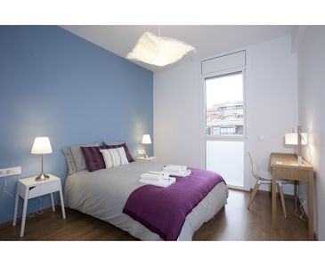 Photo for Brand new house. 4 big bedrooms. 2 nice baths. Terrace. 8th floor. Views. Sunny