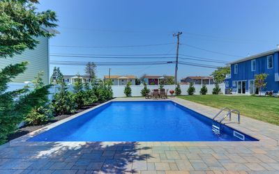 Photo for New Beach House With Heated Pool and Private Beach