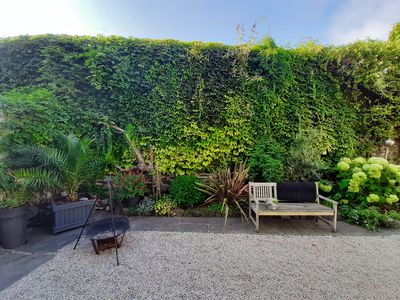 Photo for Great Shipowner's House in the heart of GRANVILLE, pretty courtyard, beach and harbor.