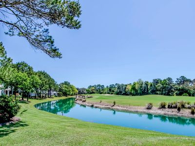 Photo for Golf view condo w/ on-site golf and tennis, shared pool & hot tub