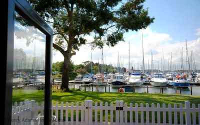 Photo for Luxury 2 bedroom apartment with Marina views.