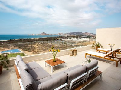 Photo for Brand New Penthouse In Cabo with Rooftop!