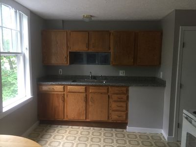 Fully appointed kitchen