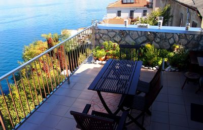 Photo for Dream vacation on the most beautiful terrace of Krk