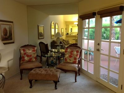 Photo for Palm Springs Condo, Walk To Restaurants, Spa Casino, Main St/Palm Canyon Dr