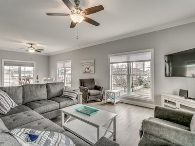 Photo for SERENITY BLUE, a luxury North Myrtle Beach waterfront vacation home