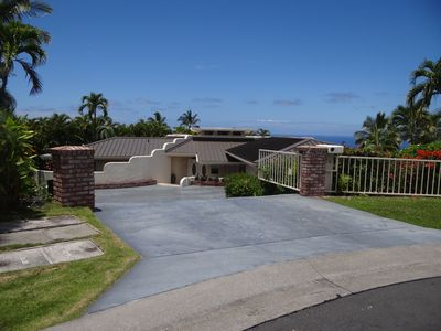 Photo for Gated, Beautiful Private Community in Kailua-Kona overlooking Ocean with Pool