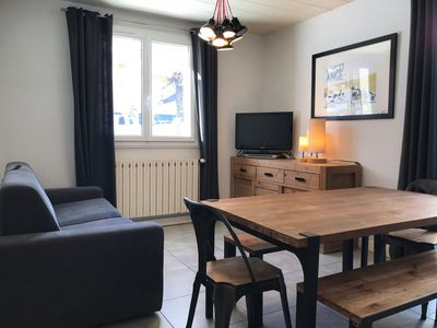Photo for 3 rooms 6 people 3* exposed South-West