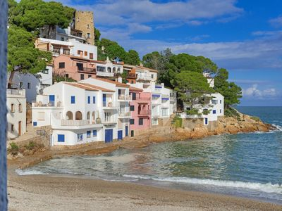 Photo for 3 bedroom Apartment, sleeps 6 in Begur with WiFi