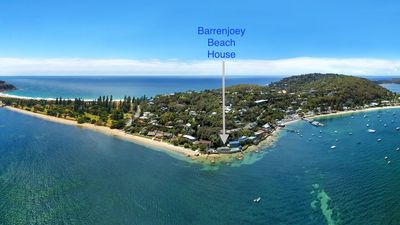 Photo for Barrenjoey Beach House Palm Beach