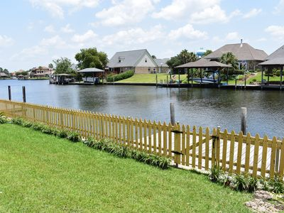 Photo for New Orleans Area Waterfront Home - HIGH TIDE