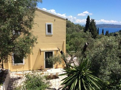 Photo for AG STEF (KASSIOPI) | Large Family Villa with large Private Pool