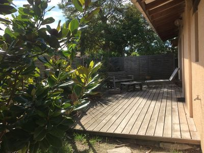 Photo for House detached Seignosse Bourg. Quiet and wooded area, close to beach