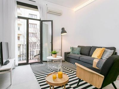 Photo for Modernist 2 Bed in the center of Barcelona