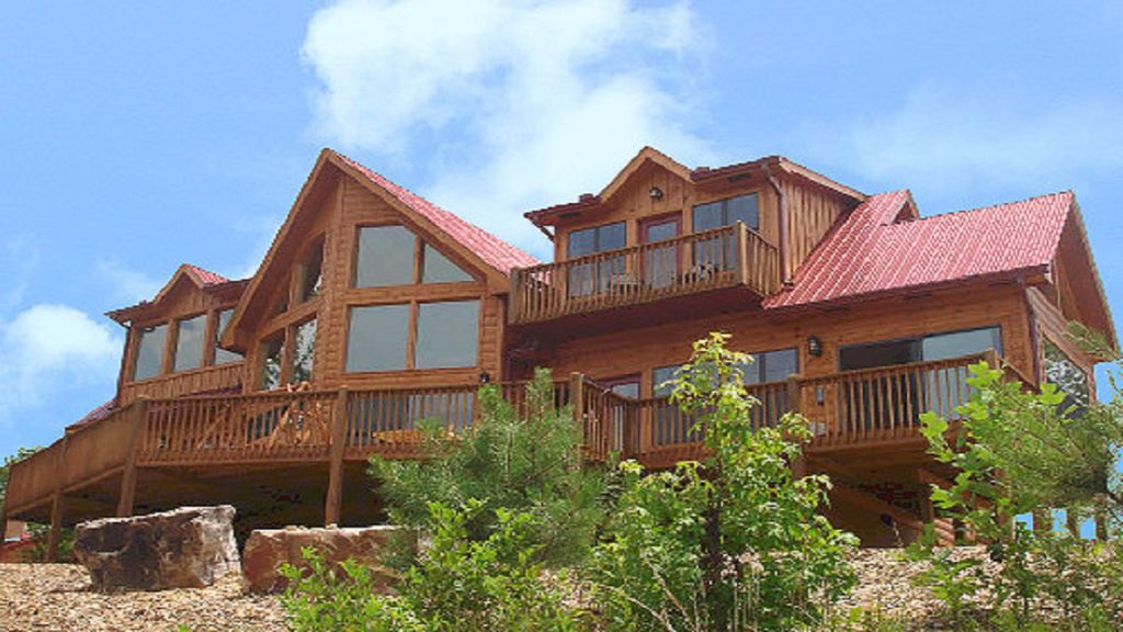 Antler Peak A Luxury Vacation Cabin 10 Min From Helen Ga