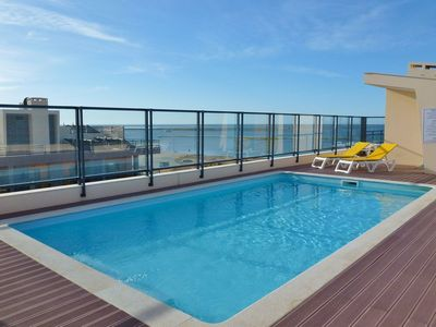 Photo for Luxery seaview appartment with private swimming pool