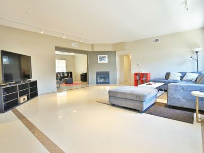 Photo for Ultra Modern 5 Bedroom Modern Beverly Hills/West Hollywood Getaway Sleeps 10!