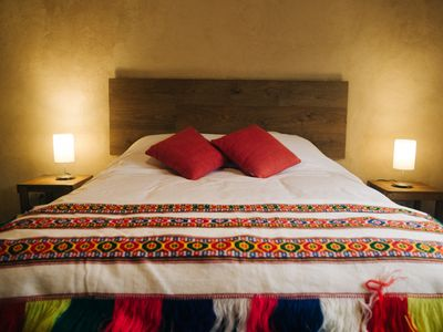 Photo for Beautiful Queen room AWA Lodge Sacred Valley