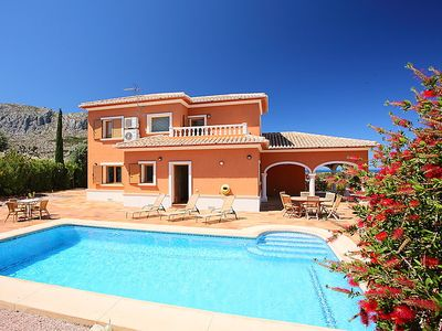 Photo for Vacation home Corona  in Dénia, Costa Blanca - 6 persons, 3 bedrooms