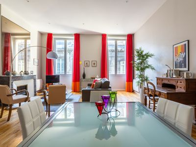 "Photo for ""Rolland apartment"" spacious and luxury in Hyper-center"