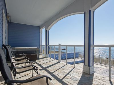 Photo for Luxury 3BR condo at Waves Village Resort - Onsite restaurant & watersports (WV18 - Love Shack)
