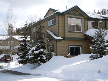 Kingdom Park Townhomes, Breckenridge, CO, USA