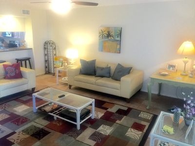 Island Habitat, A place for relaxation! 2 bedroom 2 bath plus pool