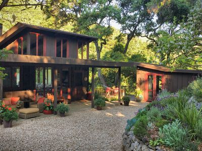 Photo for 3 Bedrooms/3 Baths Wine Country Retreat On 5 Acres In Sunny Carmel Valley, CA