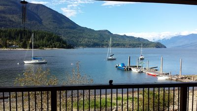 Photo for Beachfront Kootenay Lake British Columbia