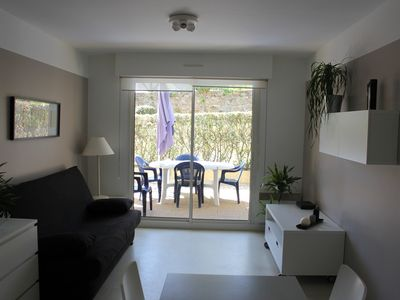 Photo for Saint Marc Sur Mer: apartment/ flat - 2 rooms - 4/5 persons