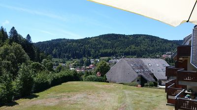 Photo for Beautiful 2 bedroom apartment for rent in Todtmoos in the beautiful southern Black Forest