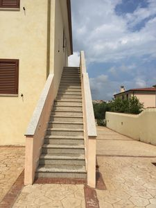 Photo for Apartment with two terraces in Orosei