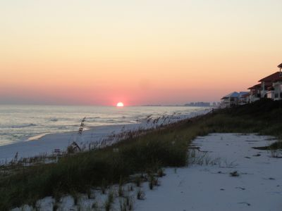 Photo for Beach Front Condo at the Beautiful Palms of Dune Allen