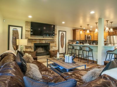 Photo for Easy Bus Access to Vail Mtn, Private Hot Tub, Recently Remodeled, Great for Families, East Vail!