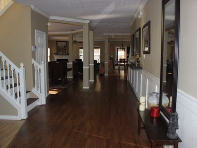 Photo for Family Friendly, Pet Friendly, Large Spacious Home