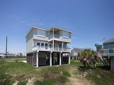 Photo for 5 Bdr./ 3 bath | Beachfront Home |  The Perfect Family Retreat