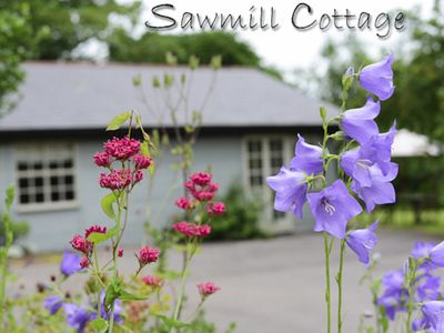 Photo for Sawmill Cottage Is A Charming And Spacious 2 bed Single Storey Timber Lodge