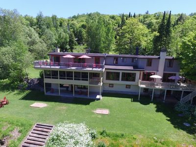 Photo for An enchanting place in the heart of the Laurentians Villa # 1