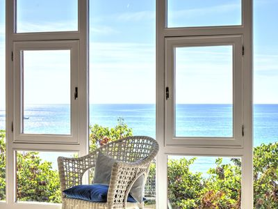 """Photo for Apartment facing the sea in the city """"The window"""""""
