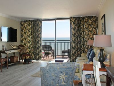 Oceanfront Views! / Professionally Cleaned!