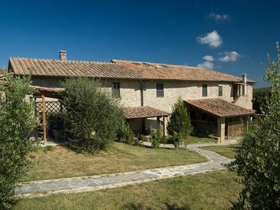 Photo for Holiday apartment San Gimignano for 2 persons with 1 bedroom - Holiday apartment in a farmhouse