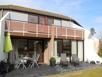 Photo for GREWELINGER BEACH U. NORTH SEA Holiday house with beach approx. 500 m WIFI FREE